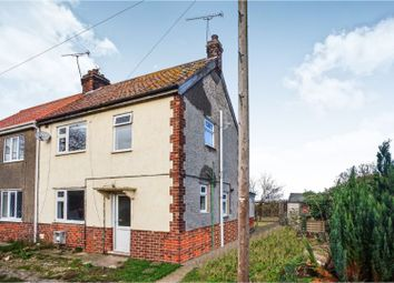 Thumbnail 3 bed semi-detached house for sale in Beaulah Villas, South Ferriby