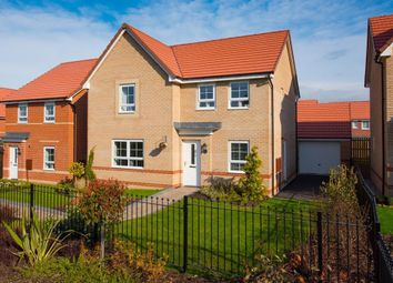 "Thumbnail 4 bed detached house for sale in ""Radleigh"" at Station Road, Methley, Leeds"