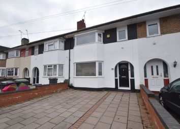 Thumbnail 3 bed terraced house to rent in Wilsden Avenue, Luton