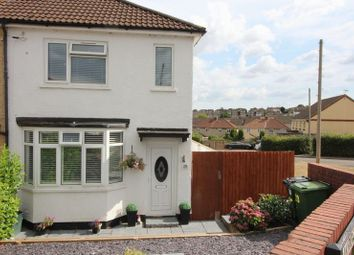 Thumbnail 2 bed semi-detached house to rent in Coronation Road, Kingswood, Bristol