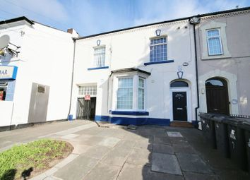 Thumbnail 1 bed flat to rent in Derby Road, Widnes