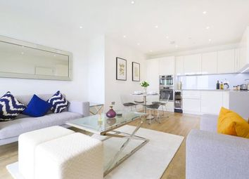 Thumbnail 2 bed flat to rent in Collett House, 50 Wandsworth Road