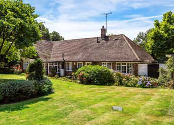 Thumbnail 3 bed semi-detached bungalow for sale in Woodhurst Lane, Oxted