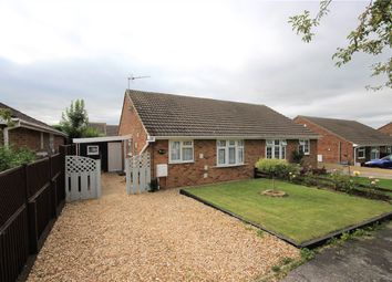 Thumbnail 2 bed semi-detached bungalow for sale in Edmunds Road, Cranwell Village, Sleaford