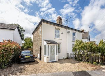 Thumbnail 2 bedroom semi-detached house for sale in Rushett Close, Thames Ditton