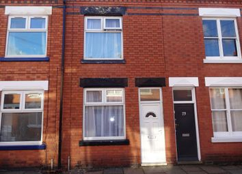 Thumbnail 3 bed terraced house for sale in Walton Street, Off Narborough Road, Leicester