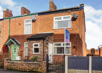 Thumbnail 2 bed end terrace house for sale in Main Road, Northwich