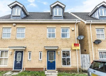 Thumbnail 3 bedroom semi-detached house to rent in High Wycombe, Hodges Mews