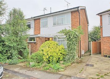 Thumbnail 3 bed end terrace house for sale in Bell Lane, Widford, Ware