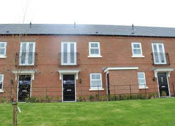 Thumbnail 2 bed town house to rent in Templar Road, Ashby De La Zouch