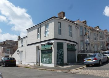 Thumbnail 3 bed flat for sale in Rosebery Road, Plymouth