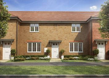 "Thumbnail 3 bedroom terraced house for sale in ""York"" at Dorman Avenue North, Aylesham, Canterbury"