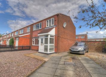 Thumbnail 3 bed end terrace house for sale in Shelley Road, Blacon, Chester