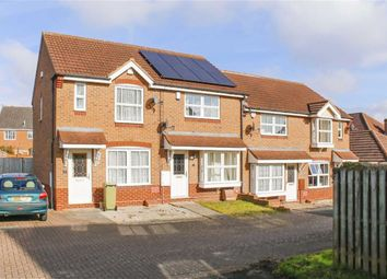 Thumbnail 2 bedroom terraced house for sale in St Ives Crescent, Tattenhoe, Milton Keynes