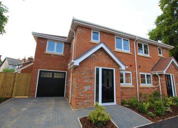 Thumbnail 3 bedroom semi-detached house to rent in Catena Rise, Lightwater