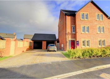 Thumbnail 4 bed semi-detached house for sale in Silvermede Road, Billingham