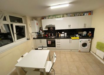 Thumbnail 4 bed flat for sale in Edgecot Grove, London