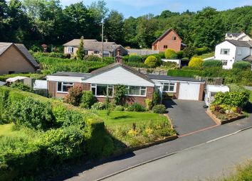 Thumbnail 3 bed detached bungalow for sale in Tregarthen Lane, Pant, Oswestry