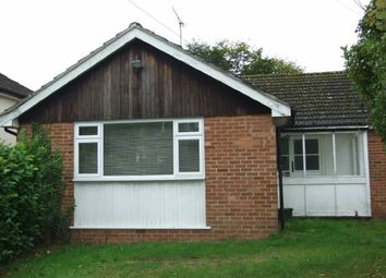 Thumbnail 2 bed detached bungalow to rent in Forge Lane, West Peckham, Maidstone