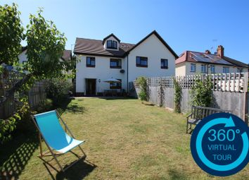 Thumbnail 4 bed semi-detached house for sale in Kennford, Exeter