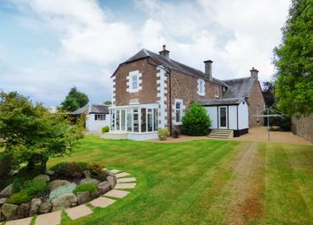 Thumbnail 6 bed detached house for sale in Balmoral Road, Rattray, Blairgowrie, Perthshire