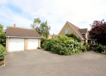 Thumbnail 4 bed property for sale in Templeman Drive, Carlby, Stamford