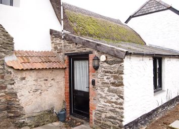 Thumbnail 1 bed cottage to rent in Wrafton, Braunton