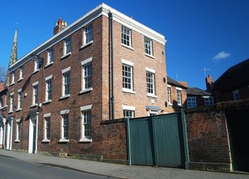 Thumbnail 3 bed town house to rent in Kenneth Court, Dogpole, Shrewsbury