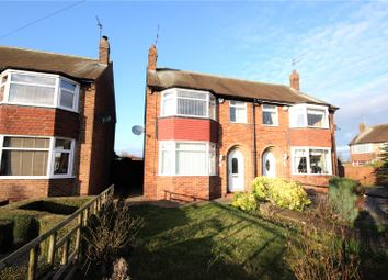 Thumbnail 3 bed semi-detached house for sale in Wascana Close, Hull