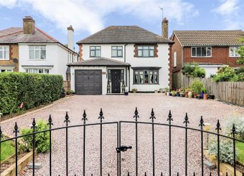 Thumbnail 5 bed detached house for sale in Leicester Road, New Packington, Ashby-De-La-Zouch