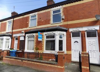 Thumbnail 2 bed terraced house to rent in Heathcote Road, Gorton, Manchester
