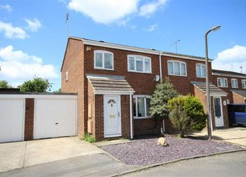 Thumbnail 3 bed semi-detached house for sale in Bevil, Freshbrook, Swindon