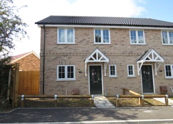 Thumbnail 3 bed semi-detached house for sale in Saffron Close, Watton, Thetford