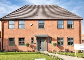 Thumbnail 4 bed detached house for sale in Idle Valley Road, Retford
