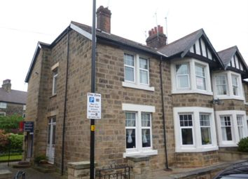 Thumbnail 3 bedroom maisonette to rent in Chudleigh Road, Harrogate