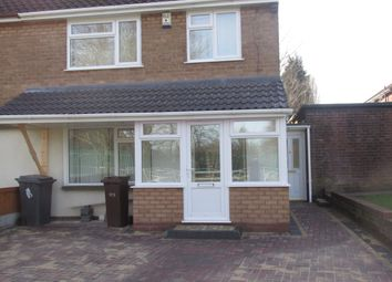 Thumbnail 3 bedroom semi-detached house for sale in Lawnswood Avenue, Wolverhampton