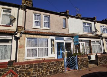 Thumbnail 3 bed terraced house for sale in Shoebury Avenue, Shoeburyness, Southend-On-Sea