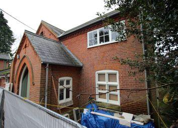 Thumbnail Detached house for sale in Newland School Hall, Mendham Lane, Harleston, Norfolk