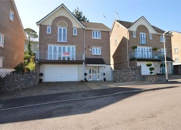 Thumbnail 4 bedroom detached house for sale in Sandford View, Jetty Marsh, Newton Abbot, Devon.