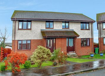 Thumbnail 3 bed semi-detached house for sale in Beech Lane, Stirling