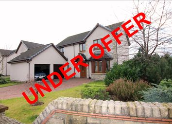 Thumbnail 4 bedroom detached house for sale in Willow Place, Blairgowrie