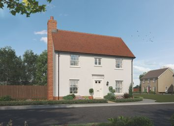 Thumbnail 3 bed detached house for sale in The Blyton At Saxon Meadows, Capel St Mary, Suffolk