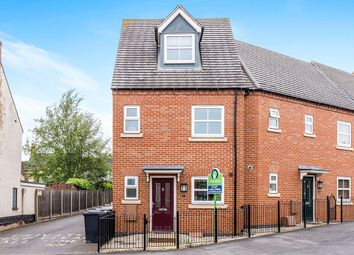 Thumbnail 3 bed terraced house to rent in Mount Pleasant Road, Castle Gresley, Swadlincote