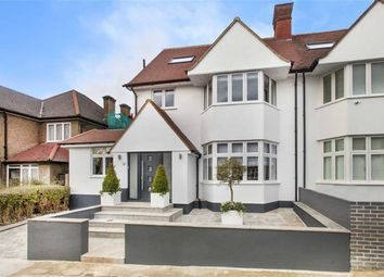 Thumbnail 5 bedroom semi-detached house for sale in Dunstan Road, Golders Green