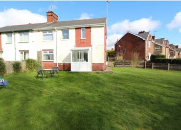 Thumbnail 3 bed semi-detached house for sale in Elkesley Road, Meden Vale, Mansfield