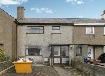 Thumbnail 3 bed end terrace house for sale in Y Wern, Y Felinheli, Gwynedd