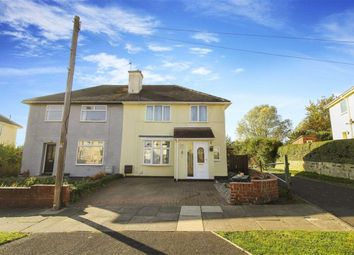 Thumbnail 3 bed semi-detached house for sale in Rowanwood Gardens, Gateshead, Tyne And Wear