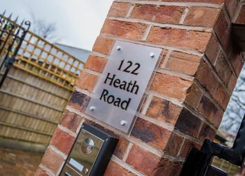 Thumbnail 5 bed detached house for sale in Heath Road, Penketh, Warrington