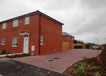Thumbnail 2 bed semi-detached house to rent in The Hedgerows, Nuneaton