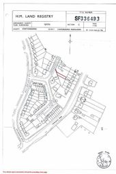Thumbnail Land for sale in Hawksworth Avenue, Leek, Staffordshire